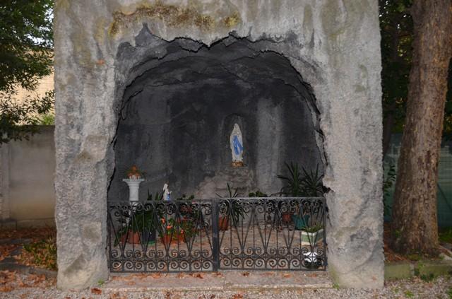Grotta Madonna di Lourdes